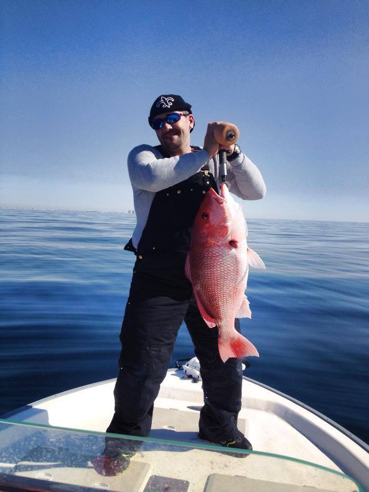 Red snapper fishing gulf shores al orange beach al for Perdido key fishing